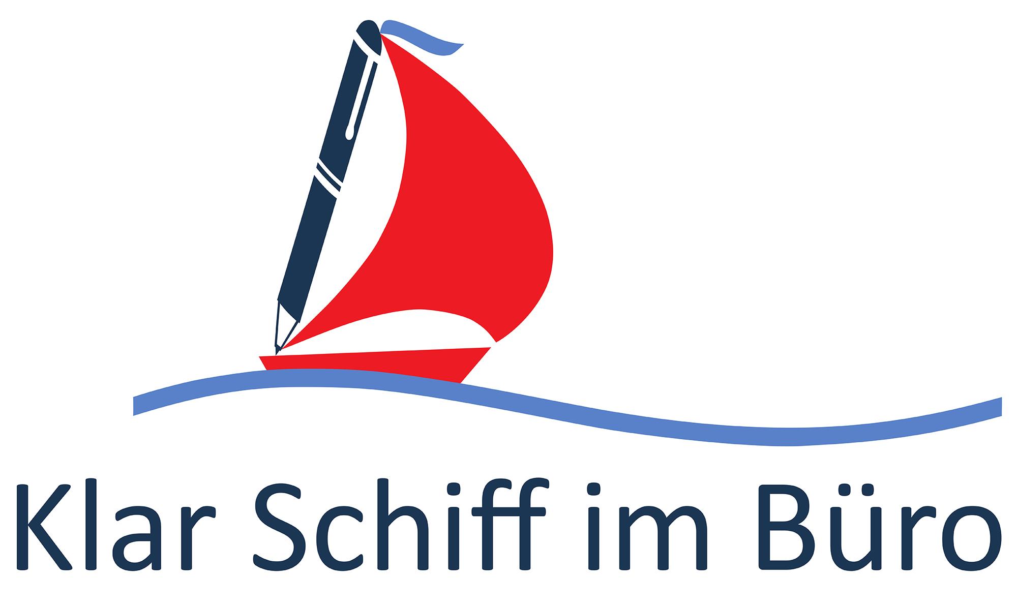 Klar Schiff im Buero